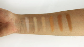 You Saw It Here First: We Have The First Look (And Swatches!) Of The M.A.C. Cosmetics Studio Waterweight Pressed Powder!