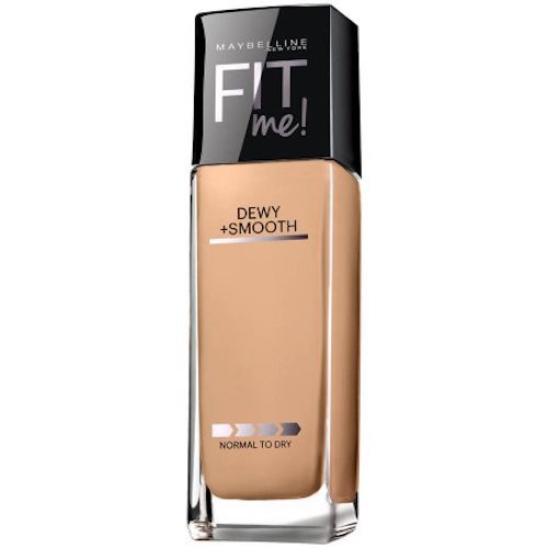 maybelline fit me tarte shape tape foundation dupe