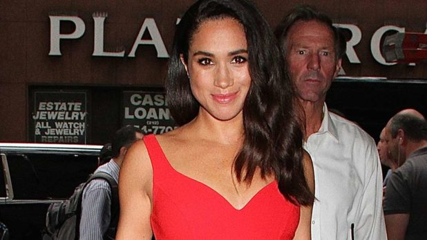 We Know What Meghan Markle's Wedding Dress Is Going To Look Like!