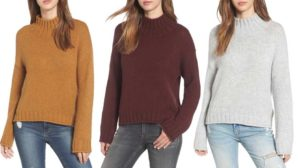 This Cozy $29 Sweater Keeps Selling Out--Get Yours Here Before It's Gone (Again)