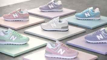 PHOTOS: New Balance Pastel Sneakers Are Almost Here & We Want Every Pair