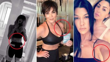9 Times The Kardashians Photoshopped Their Pictures And It Was Totally Obvious