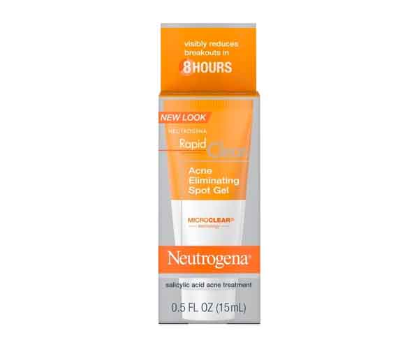 neutrogena acne spot treatment