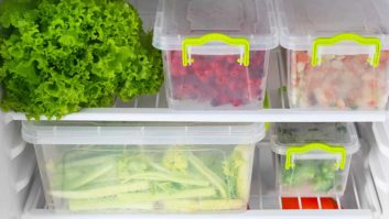 4 Genius Ways To Organize Your Fridge For Weight Loss, According To A Nutritionist