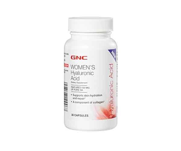 GNC skin vitamins