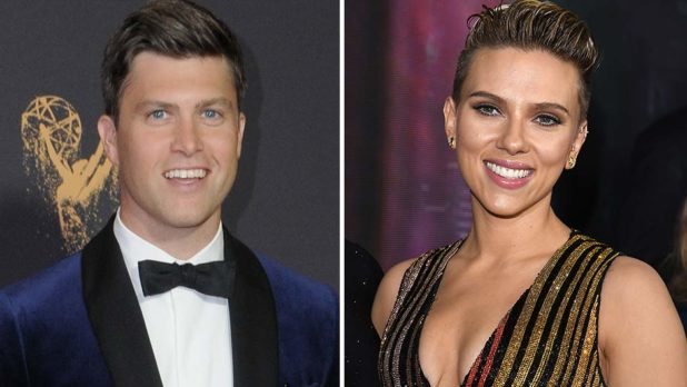 Scarlett Johansson's Got A New Boyfriend… And You've Definitely Seen Him Before