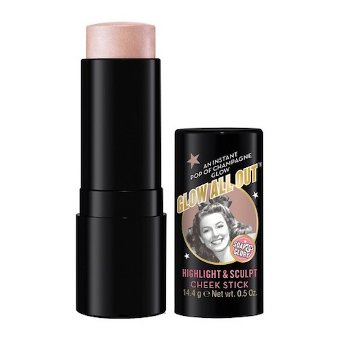 soap & glory benefit cosmetics watt's up! dupe