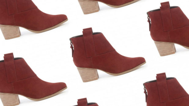 Psst! Sole Society Just Put The Most Amazing Pair Of Suede Boots On Sale For Just $35