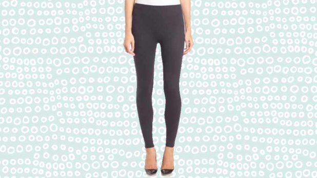 These Are The Most Slimming Leggings Ever & They're On Sale
