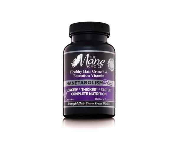 the mane choice hair vitamins