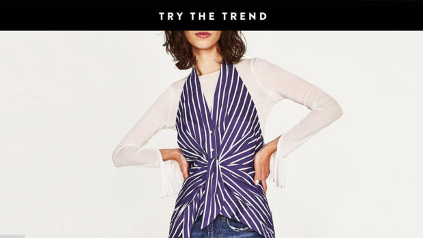 Upgrade Your Wardrobe With A Stylish Twist Front Top