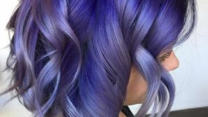 Will Ultra Violet Hair Be The Next Big Hair Trend Of 2018?