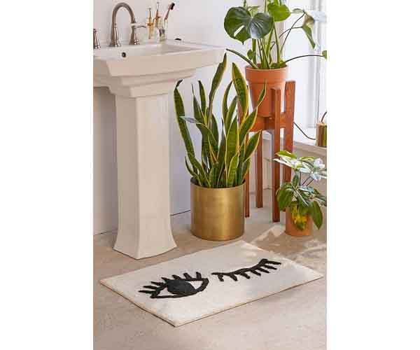 urban outfitters spring 2018 collection bath mat