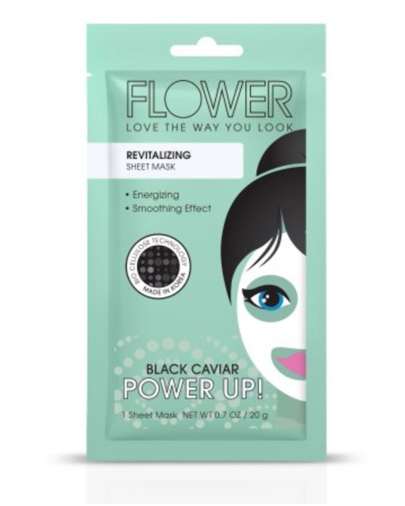 Flower Cosmetics Power Up! Sheet Mask