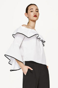 451ddb0165a Here are some other on-trend Zara tops we can t wait to snag from their  winter sale