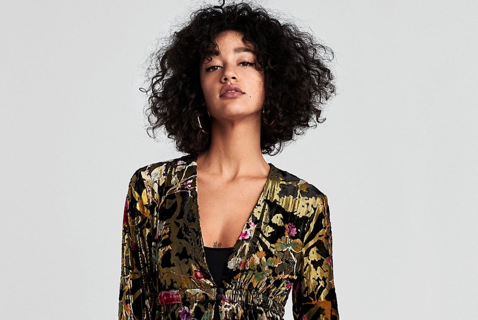 Decorating Inspo: The Zara Fall Campaign The gorgeous new Zara Women's Fall campaign stopped me in my tracks. Sure, the clothes are fun, but it was the set design that really blew my mind.