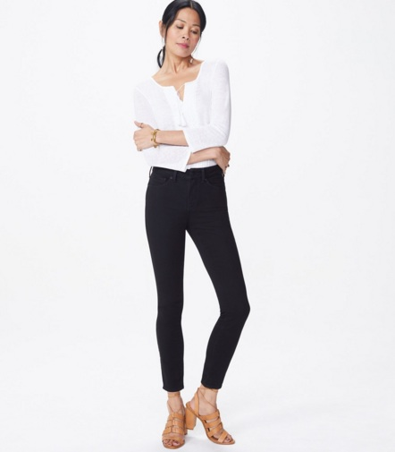 Ami Skinny Legging In Luxury Touch Twill