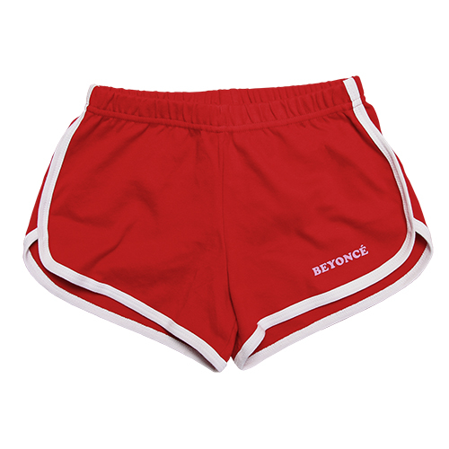 beyonce valentine's day shorts