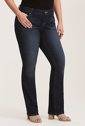 Torrid Barely Boot Jeans