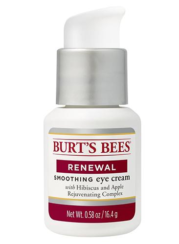 burts bees renewal smoothing eye cream