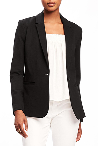 Old Navy women's blazer