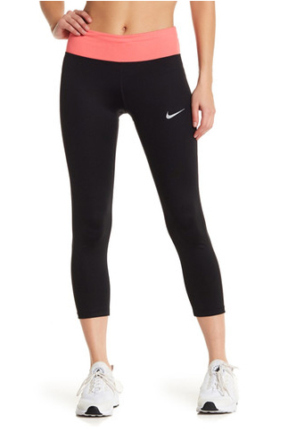 Nike Power Essential Crop Leggings