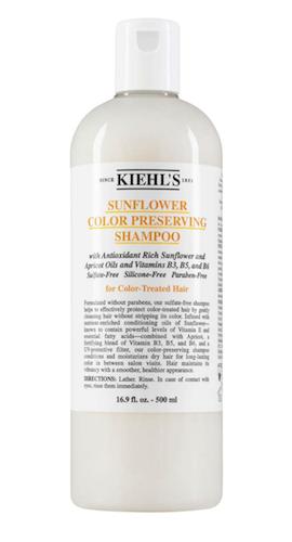 kiehls sunflower shampoo