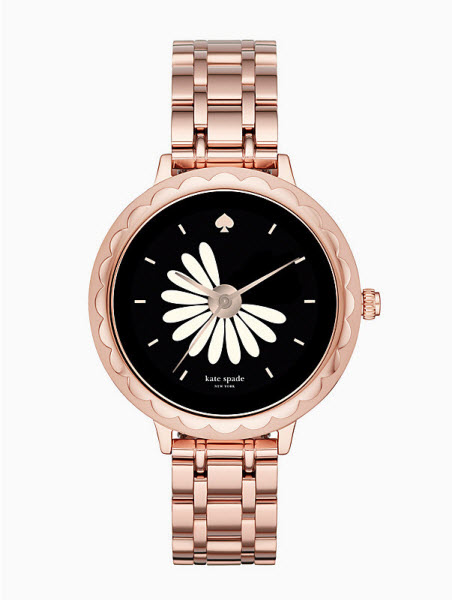 kate spade smartwatch rose gold