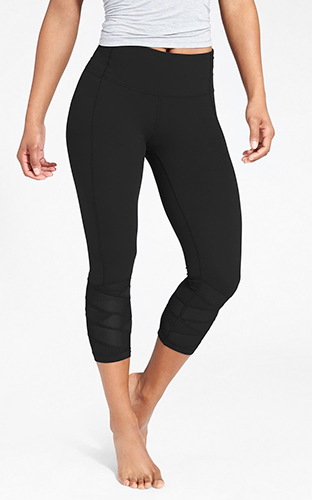 Athleta Mantra Capri leggings