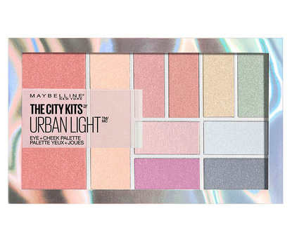 maybelline city kits palette