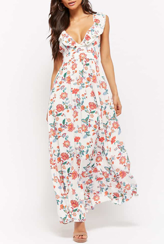 6ff57f04544e 7 Forever 21 Dresses That Will Prepare You For Spring (They're All ...