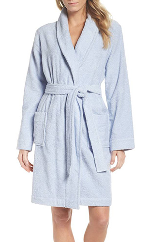 Lingerie Terry Robe