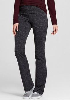 Target foldover yoga pants
