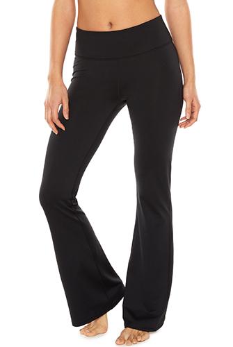 Kohl's Bootcut Yoga Pants