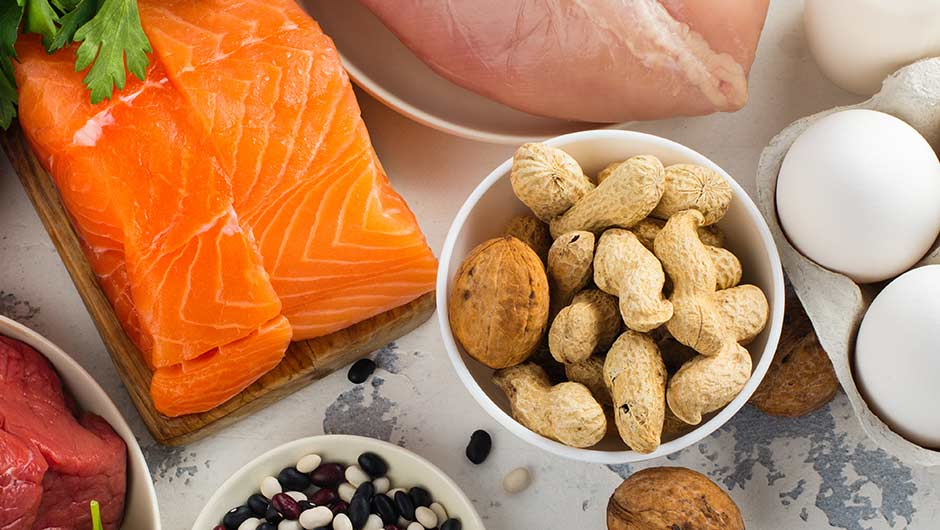 4 Anti-Inflammatory Proteins You Should Eat Every Day To Get Flat Abs In 2018, According To Nutritionists