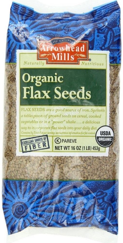 Arrowhead Mills Organic Flax Seeds