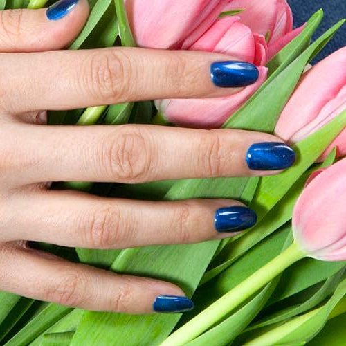 Cat Eye Nail Art Isnt As Hard You Think Heres How To Do Em