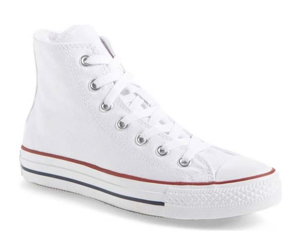 converse white high tops