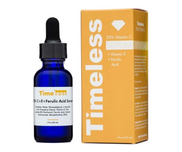 Timeless Skincare 20% Vitamin C Serum