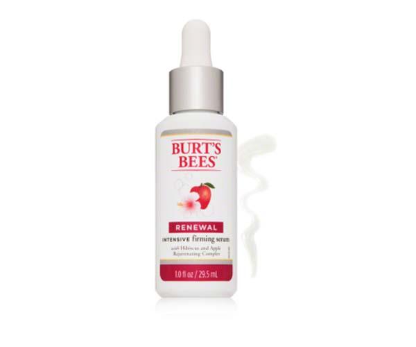 burts bees renewal serum
