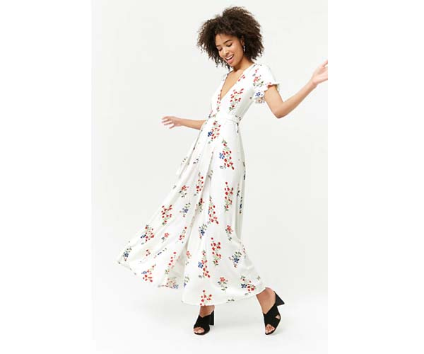 02753cf5ab1 7 Forever 21 Dresses That Will Prepare You For Spring (They re All ...