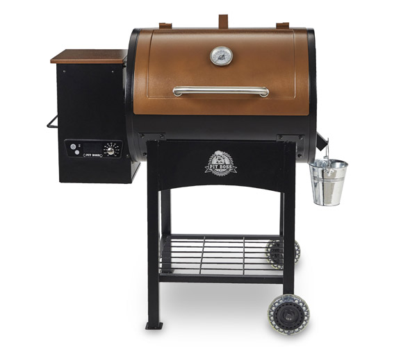 Wood Fired Pellet Grill