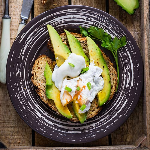The One Breakfast Food You Should Eat For Inflammation