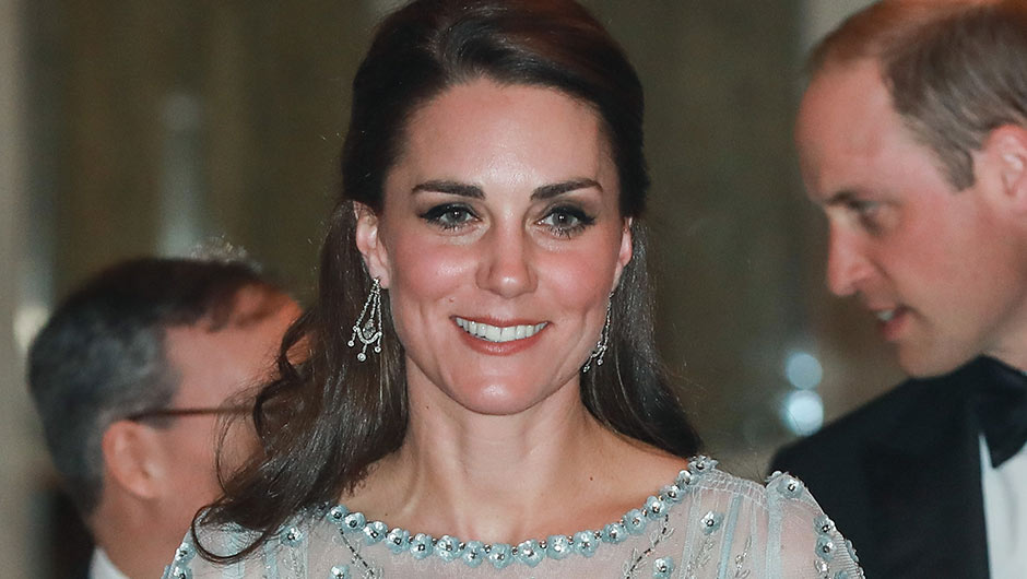 The Real Reason Kate Middleton Isnt Wearing A Black Dress To The