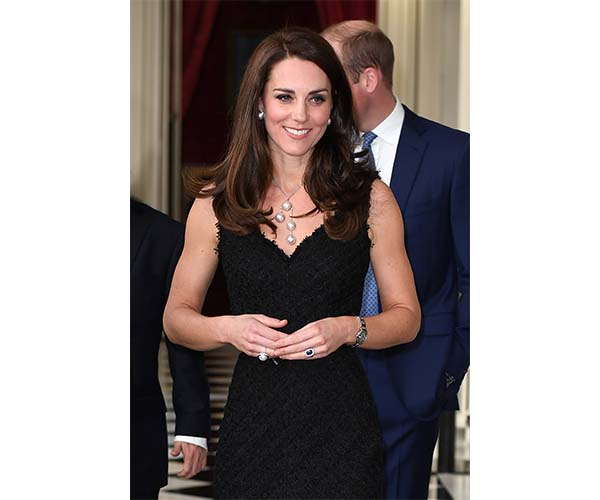 The Weird Reason Kate Middleton Never Wears Black - SHEfinds