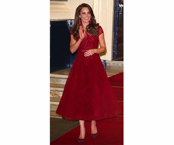 kate middleton gown