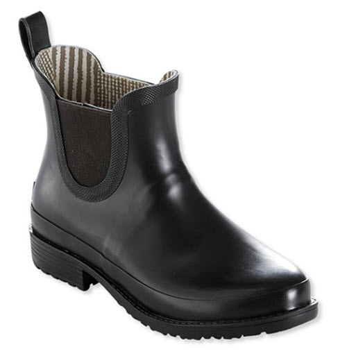 l.l.bean wellies rain boots ankle
