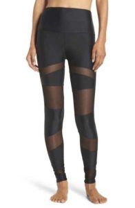onezie mesh leggings