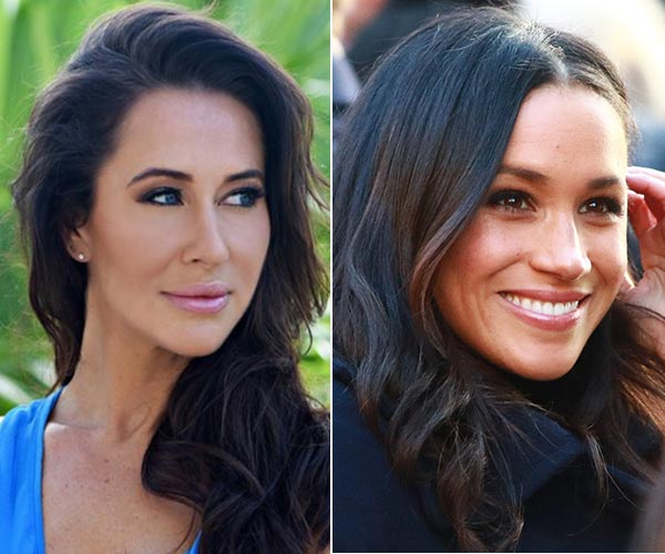 jessica mulroney meghan markle maid of honor