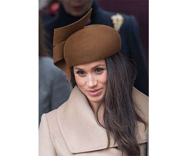 Meghan Markle in Hat